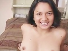 Hot asian busty babe getting her shaved part2