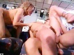Priscilla Salerno and Axen Italian Foursome