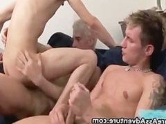 Jose manuel, marty and johnnie dick hot part4