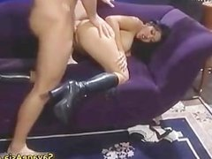 Horny asian babe gets pussy licked part4