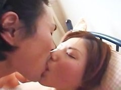 Amazing japanese babe loves to be pussy part6
