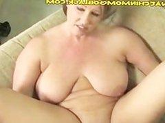 Hot Blonde Mom Is a Nasty Black Bitch