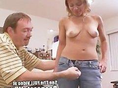 Cynthia's Pass Around Slut Wife Training Session w/ Dirty D
