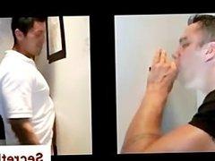 Gay straight amateur gloryhole blowjob