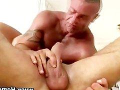 Gay straight massage blowjob sixtynine seduction