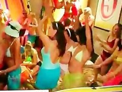 Crazy drunk sluts getting banged at a orgy party