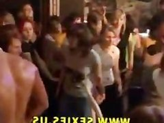 Amazing drunk girls in party