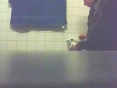 Spycam Teen In Bathroom