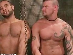 Derrick and Leo in horny extreme gay part3