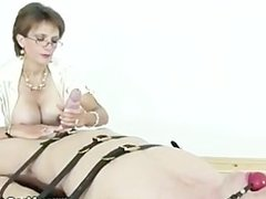 Hard cock is mistresses favourite toy