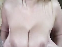 milf with huge tits loves to fuck