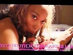 LIGHT SKIN EBONY TEEN STREET WALKER SUCKS DICK FOR MONEY