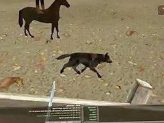 Wurm Online Wolf Porn