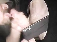 Stud gloryhole cocksucker