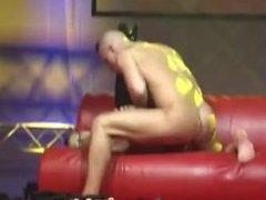 sex on public stage