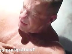 Raw muscle gangbang