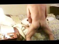chick fucks old man
