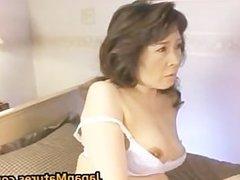 Hitomi Kurosaki mature Japanese woman part5