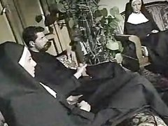 nuns getting fucked