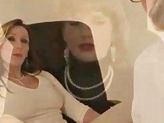 British Lady Sonia gets a cumshot