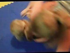 Monroe Jamison vs Savannah Scissors - The Beginning