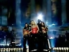 Britney Spears most sexiest perfomances- Breath on Me Song