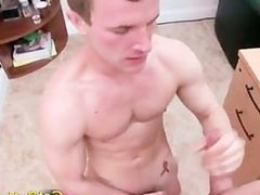 Guy gets deep anal fuck gay sex part3
