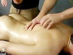 two guys massaging a cute guy. Sorry no cum shot. Guy is too hot.