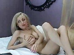 blonde masturbating thinking of dick1