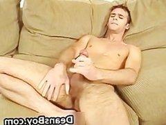 Kanyon Michaels wanking his amazing dick part6