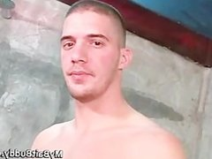 Horny gay guy can resist some straight part5