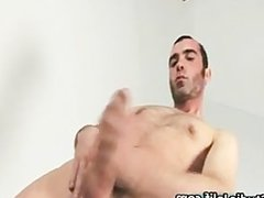 Hunki Edu Marin masturbating his gay part4