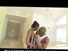 black doing blow job action 3
