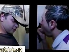 Horny straight guy deceived by gay bj