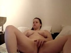 Solo of Petra BBW Milf from Amsterdam