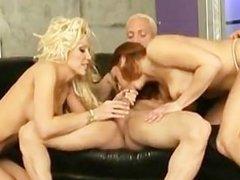 Two Hot Moms Having Fun
