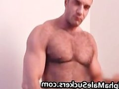 Super hot gay men fucking and sucking part1