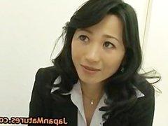 Natsumi kitahara rimming some guy part4
