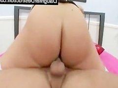 Sweet pussy gets fucked hard