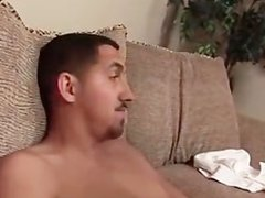 Str8 Latino with 10 inch cock gets duped