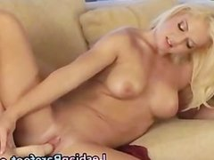 Busty Blondes Lesbians Licking part2