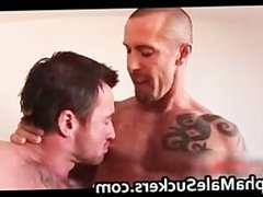Extreme hardcore gay fucking and sucking part1