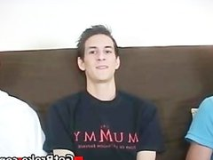 Austin, Michael & Mike broke threesome part6