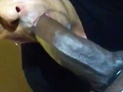 big black cock in my mouth