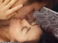 Asian milf fucking and sucking part1