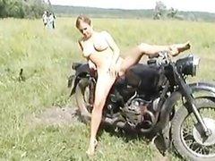 Nude walking in Russia vol 2 part 2