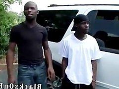 Gay twink interracial group blowjob
