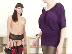 Watch british Lady Sonia with lesbian