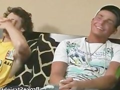 Gay clip of Straight Bobby & Brody part4