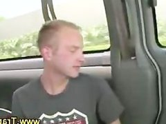 Straight guy loses it after getting blowjob